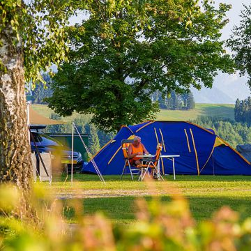 Camping in Lechbruck am See