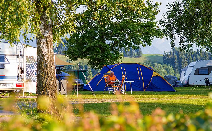 campingplatz lechbruck am see. Black Bedroom Furniture Sets. Home Design Ideas