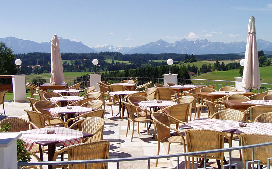 Hotel Gsteig Lechbruck Am See